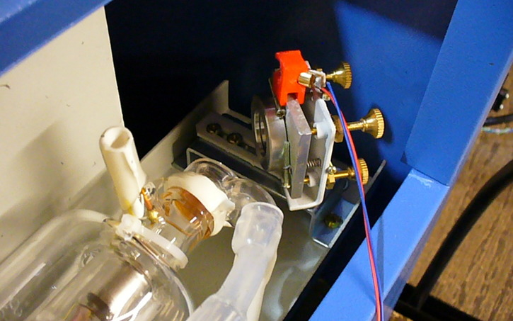 3D design K40 eBay Laser Cutter Laser Alignment Jig | Tinkercad