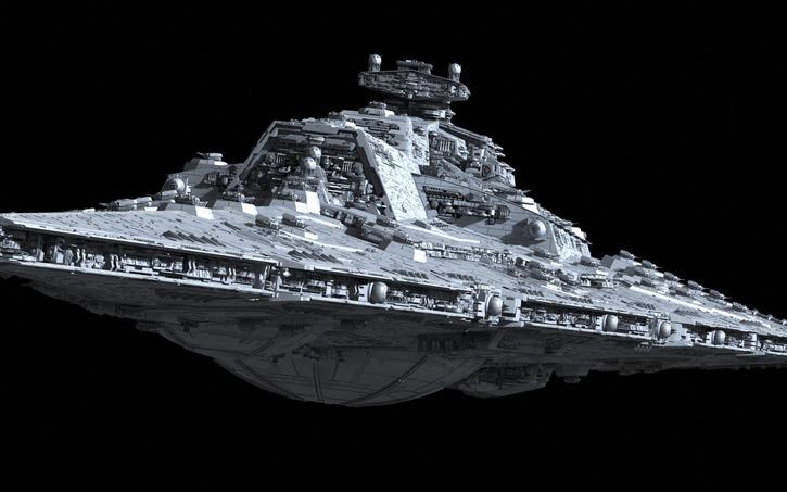 3D design Bellator Class Dreadnought | Tinkercad