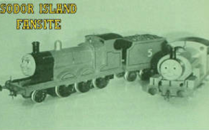 3D design James and Percy 1984 models | Tinkercad
